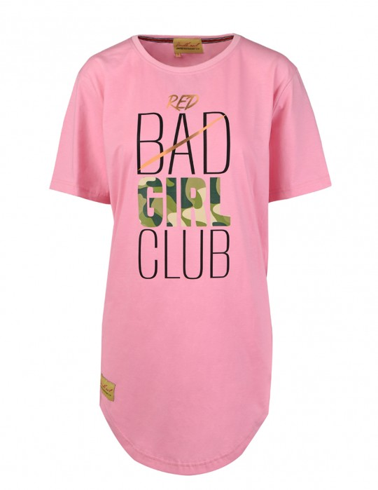 RED GIRL CLUB T-shirt