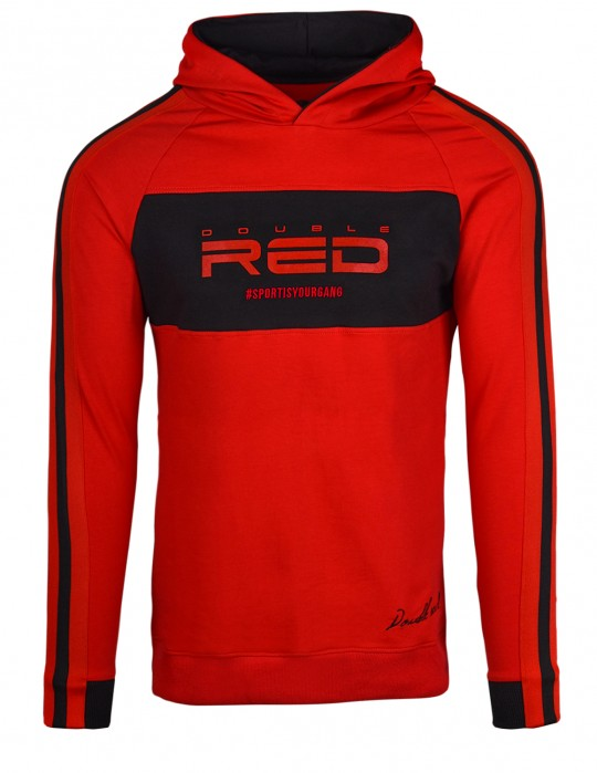 Sweatshirt OUTSTANDING Red
