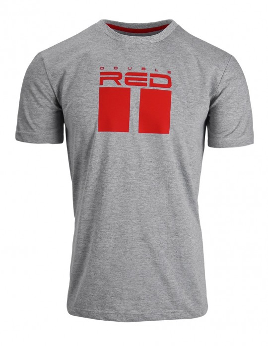 T-shirt All Logo Grey